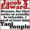 ::Jacob X Edward::
