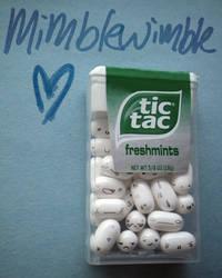 ___Tic Tacs__ by mimblewimble