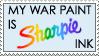 ::Sharpie Ink:: by mimblewimble