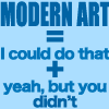 ::Modern Art:: by mimblewimble