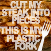 ::CUT MY STEAK INTO PIECES:: by mimblewimble