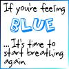 ::Feeling Blue?:: by mimblewimble