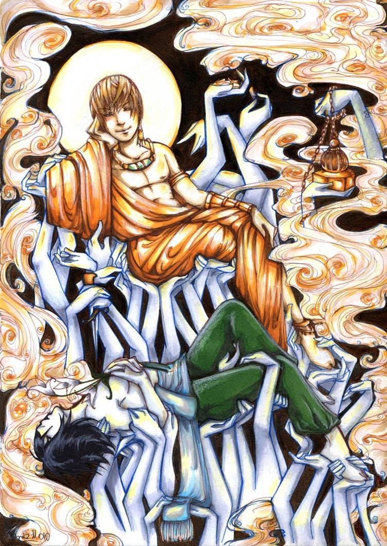 Divinity by Shimpa-chan