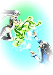 Epic Fight by Shimpa-chan