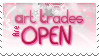 :S: Art Trades OPEN by Hinachuu