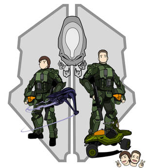 Halo brothers