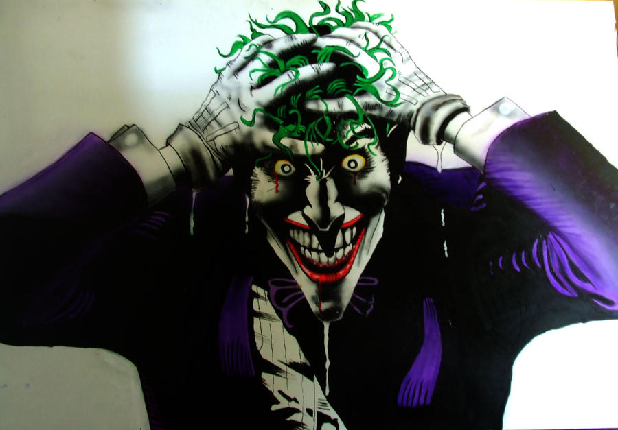 Image result for deviant art joker