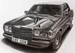 Mercedes-Benz 280CE C123