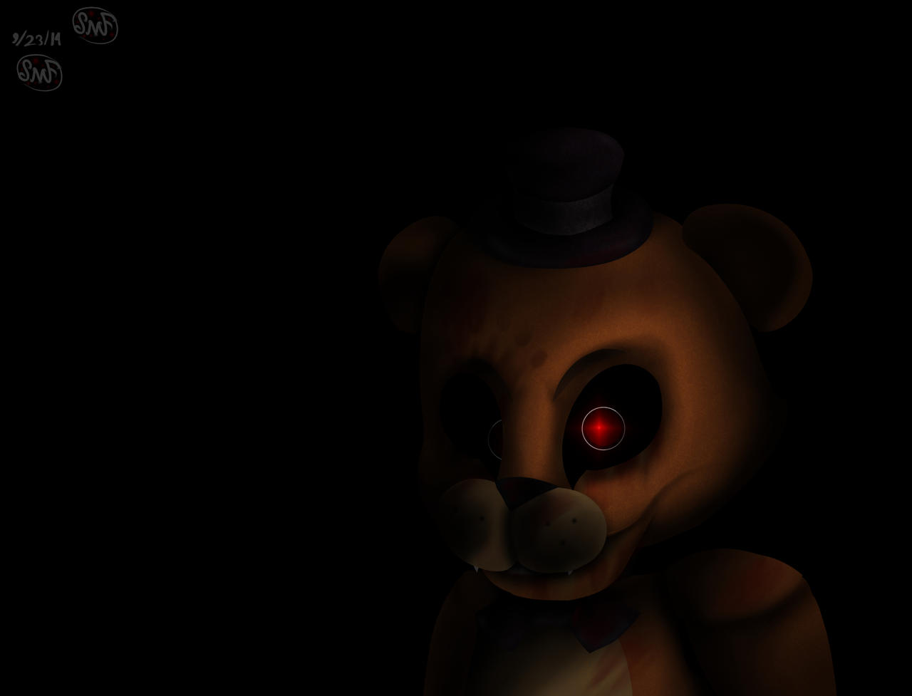 Freddy... by SomeMonsterFangirl