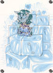 Day 5: Energon Cube by SomeMonsterFangirl