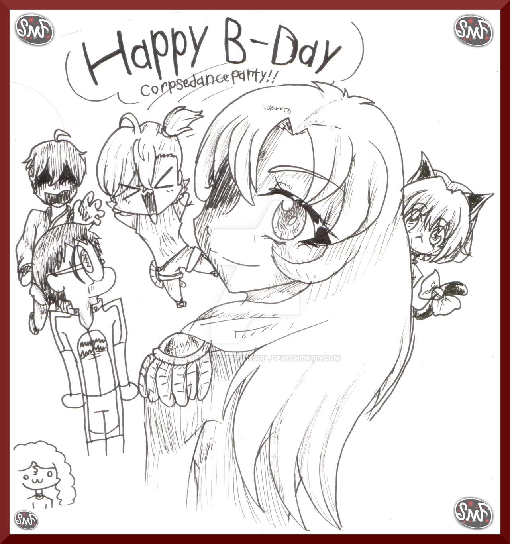 Happy B-Day! by SomeMonsterFangirl