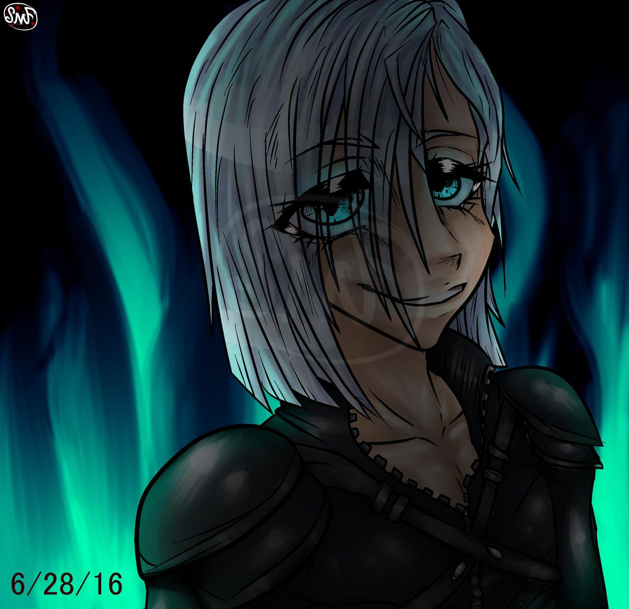 Kadaj 2 by SomeMonsterFangirl