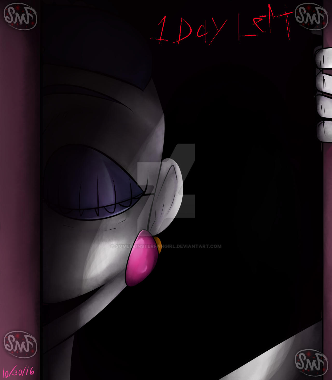 1 Day Left... by SomeMonsterFangirl