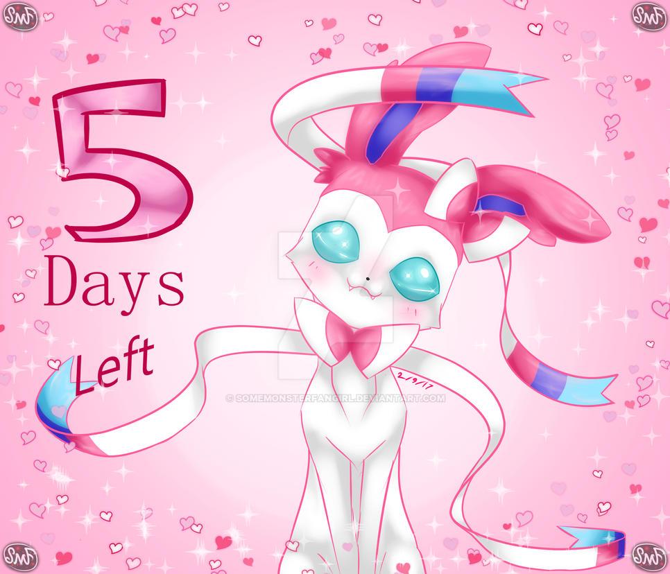 5 Days Left! by SomeMonsterFangirl