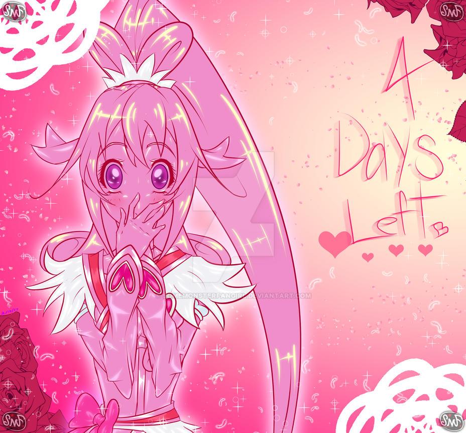 4 Days Left! by SomeMonsterFangirl