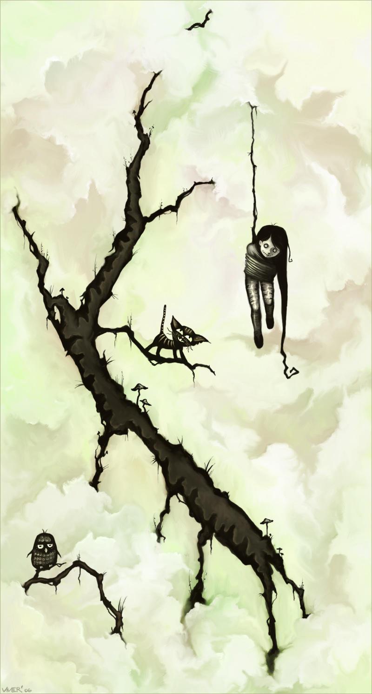 dreamtree by viveer