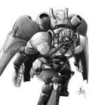 Terran Reaper_ StarCraft II