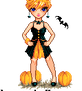 Pixel Empire - Halloween Gift by jessi-g-hardy