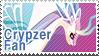Crypzer Fan Stamp + RAFFLE! by jessi-g-hardy
