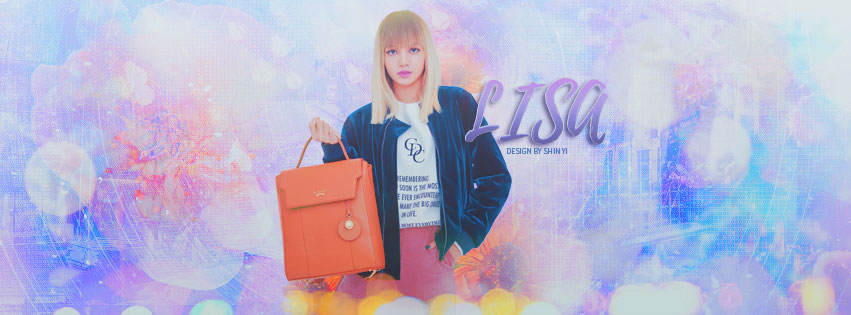 LISA by SHINYIDESIGN0408