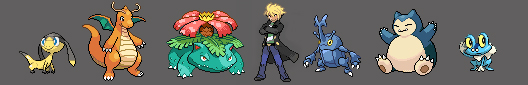 ULTIMATE Pokemon Team for X-Y by GreenMachine066
