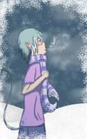 Urian - the ice demon prince by Mo-fox