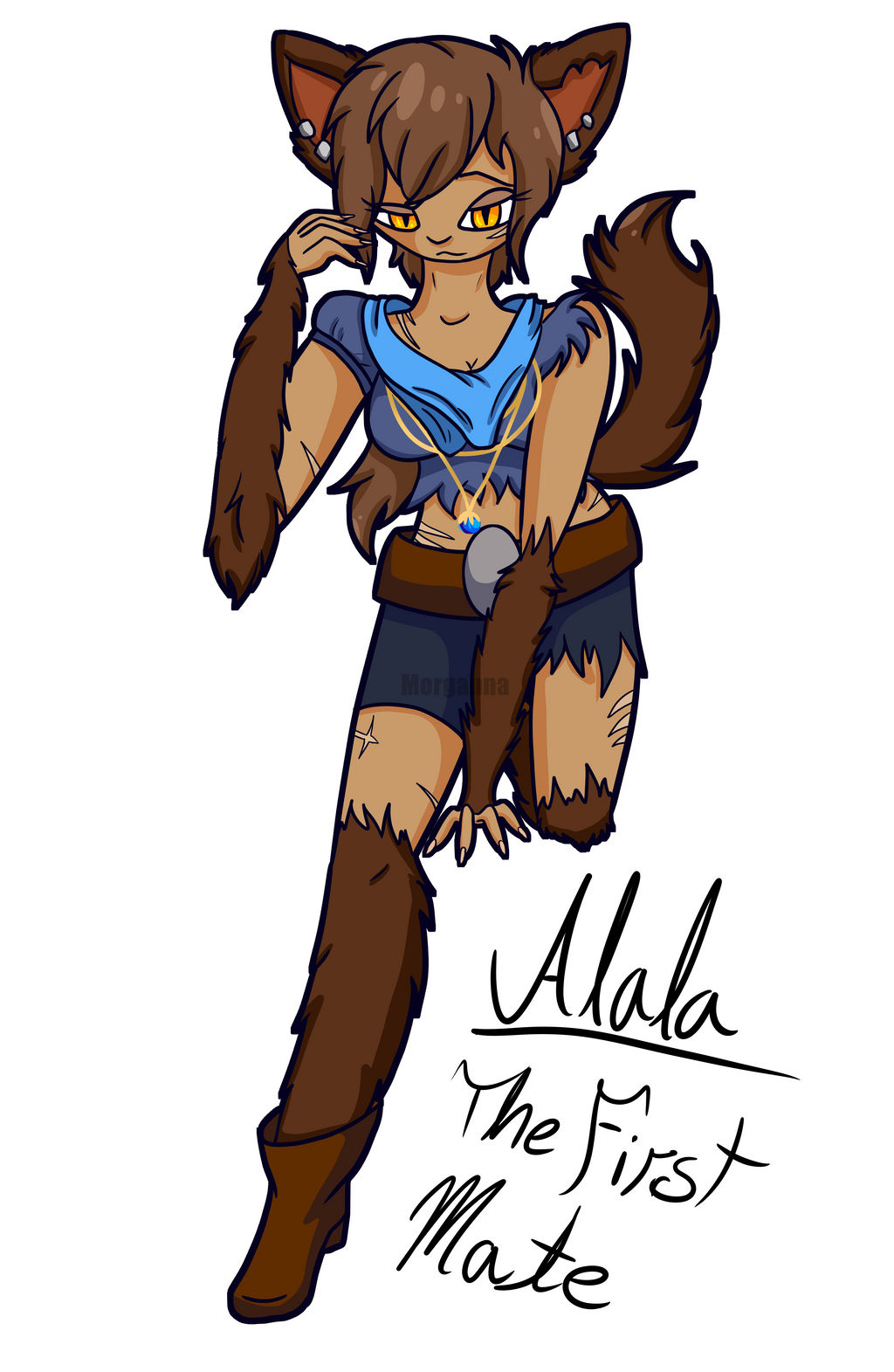 Alala pirate full body ref by Mo-fox