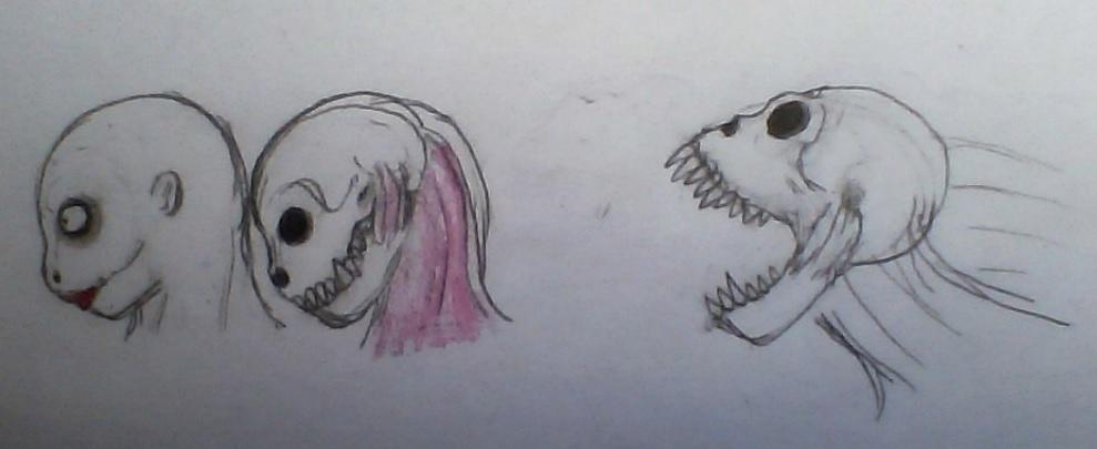 The Ogre's True Face by furbearingbrick