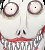 Cannibal Jeff Close-Up Emote by furbearingbrick
