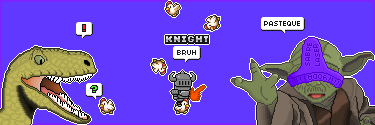 Twitter banner by KNIGHTBRUH