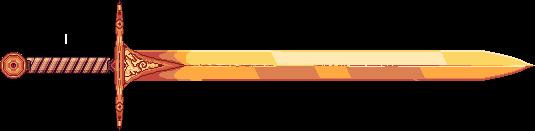 Golden Sword by KNIGHTBRUH