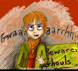 Beware da ghoul