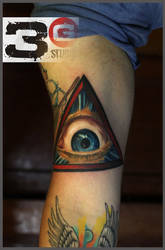 eye by black-3G-raven