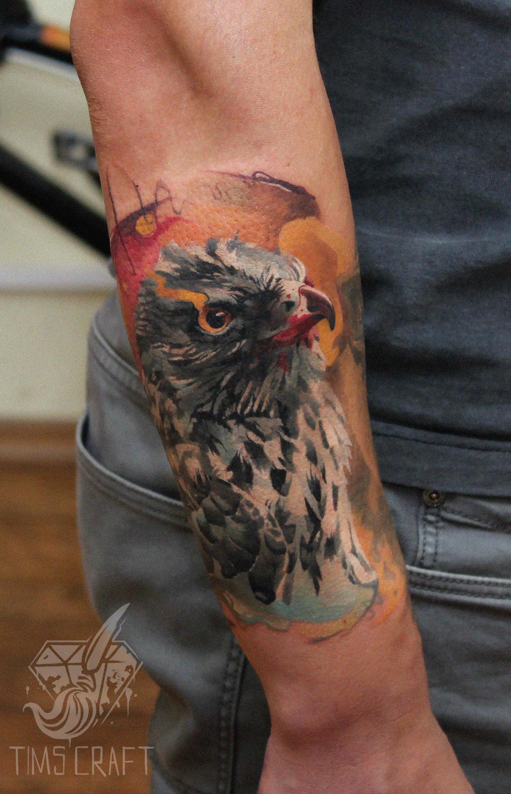 falcon by black-3G-raven