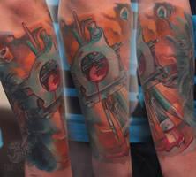 tattoomachine by black-3G-raven