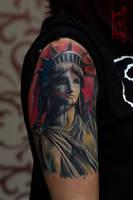 liberty? by black-3G-raven