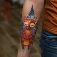 fox witch