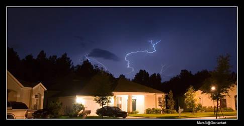 Lightning again.