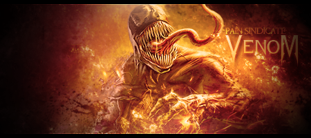Venom Signature by PainSindicate