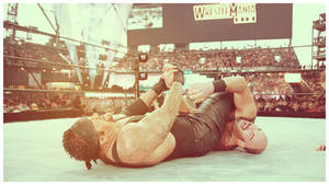 The Undertaker in Action