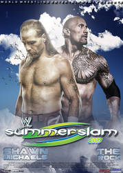 WWE SummerSlam 2013 (Dream Match)