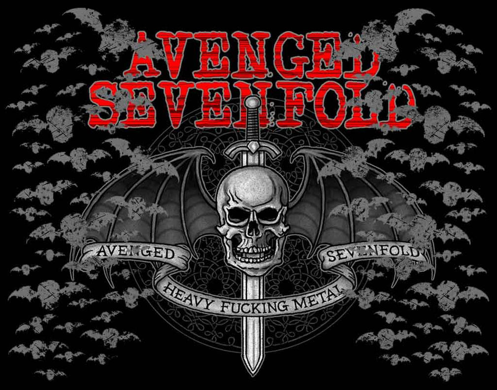 Avenged Sevenfold Wallpaper by BigBoyLloydy on DeviantArt