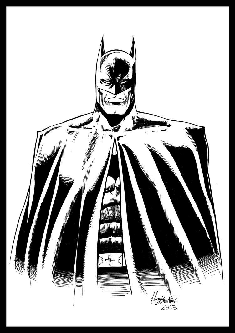Batman Commission by hany-khattab