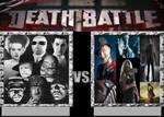 Deathbattle31: Old vs New Horror