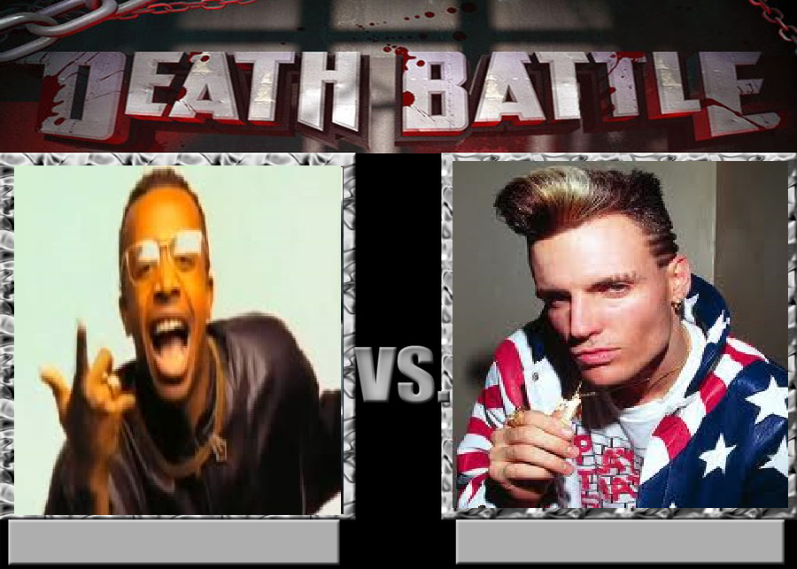 DB189: MC Hammer vs Vanilla Ice by Mr-Wolfman-Thomas on ...