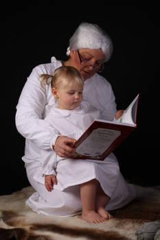 Anita o Leia - grandma