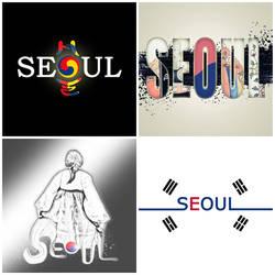 SEOUL logos by IsabellaBLK