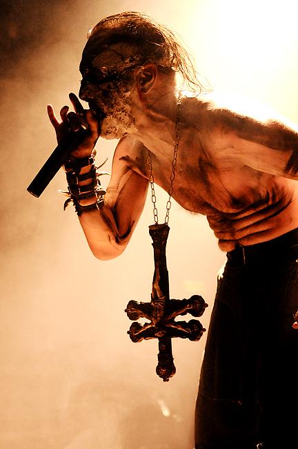 Mayhem - Attila Csihar by RodriguezVillegas