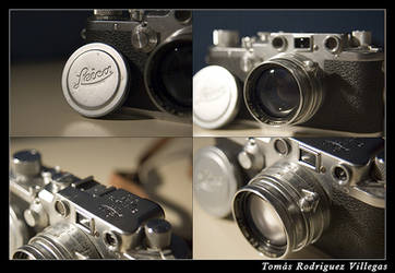 Leica by RodriguezVillegas