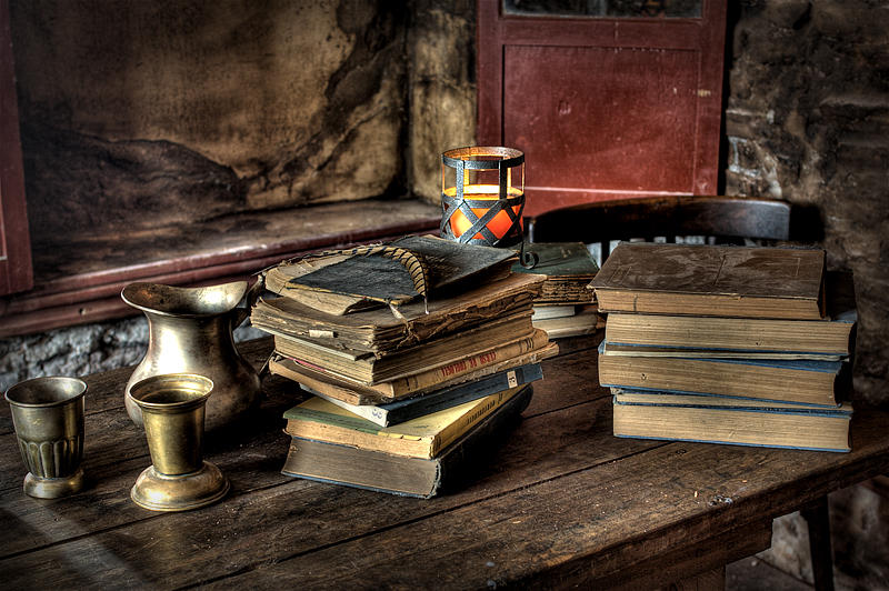Olde Books by RodriguezVillegas